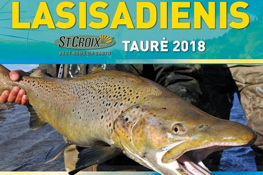 ST.CROIX taurė 2018 – Senosios gegužinės ūkio Lašišadienis