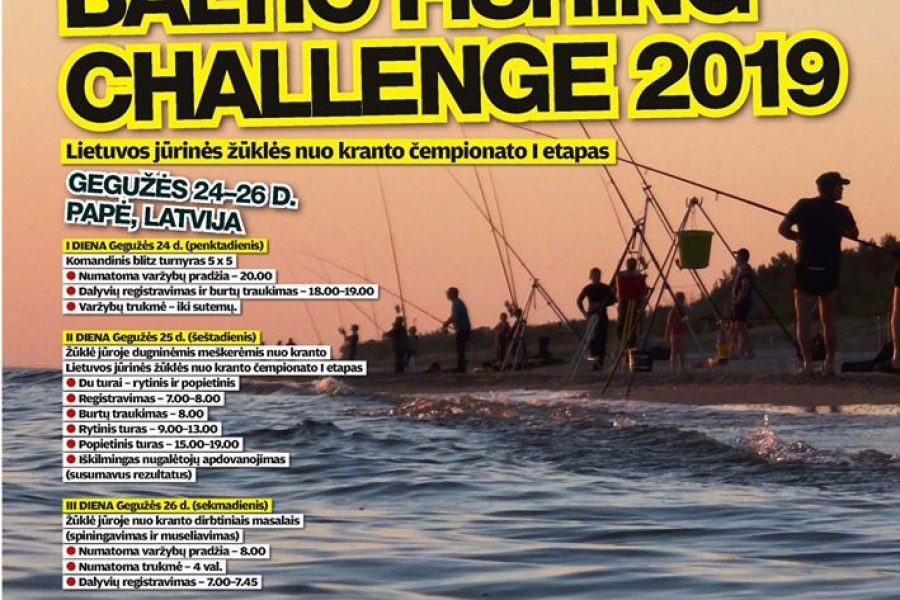 Baltic Fishing Challenge 2019