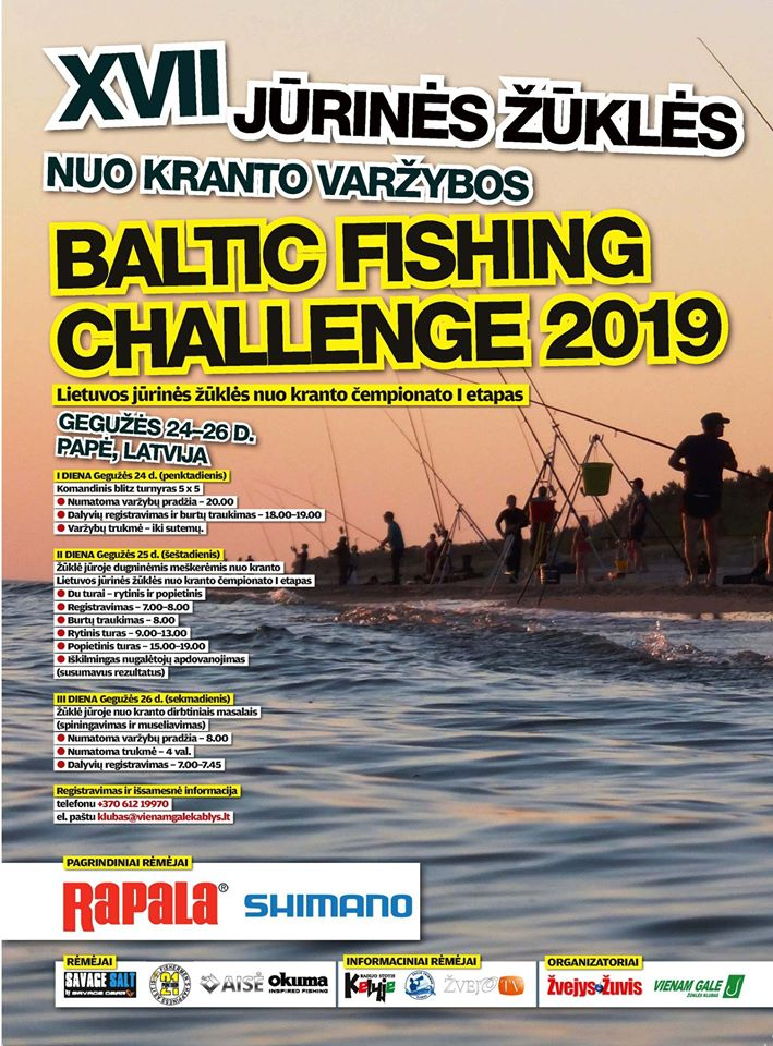 Baltic Fishing Challenge 2019