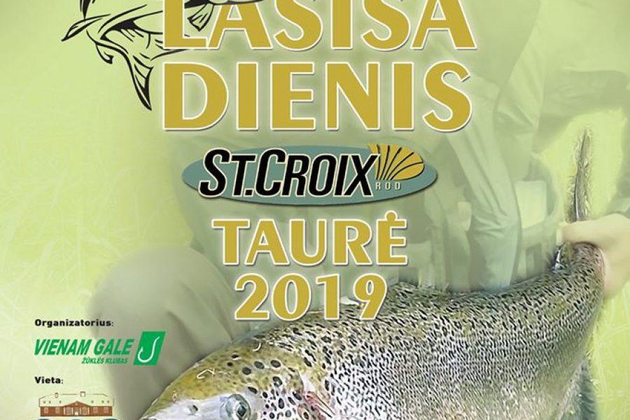 ST.CROIX taurė 2019 – Senosios gegužinės ūkio Lašišadienis